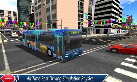American Football Bus Driver Ekran Görüntüleri - 7