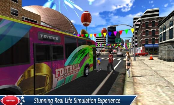 American Football Bus Driver Ekran Görüntüleri - 6