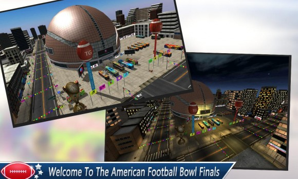 American Football Bus Driver Ekran Görüntüleri - 5