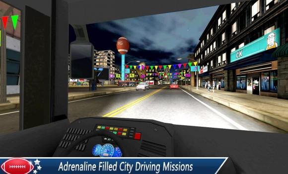 American Football Bus Driver Ekran Görüntüleri - 4