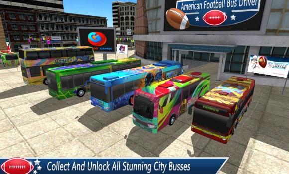American Football Bus Driver Ekran Görüntüleri - 1