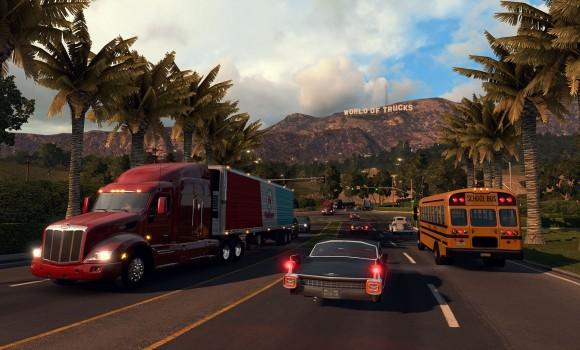 American Truck Simulator Ekran Görüntüleri - 9
