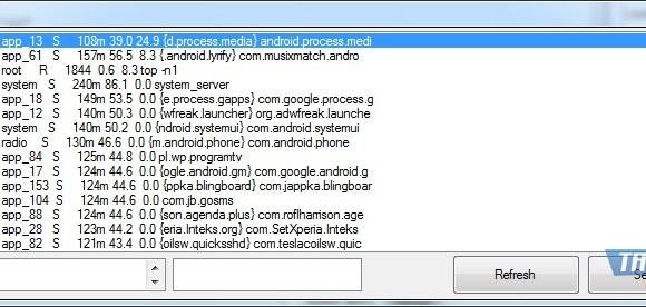 Android Manager Ekran Görüntüleri - 1