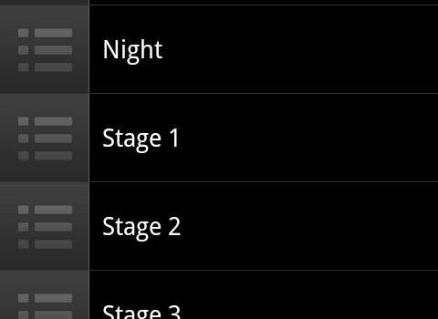 Android Music Player Ekran Görüntüleri - 1