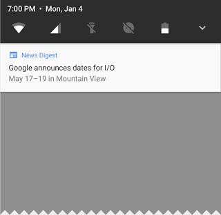 Android O Developer Preview Ekran Görüntüleri - 2