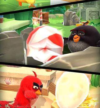 Angry Birds Action! Ekran Görüntüleri - 1