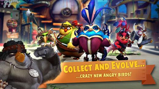 Angry Birds Evolution Ekran Görüntüleri - 5