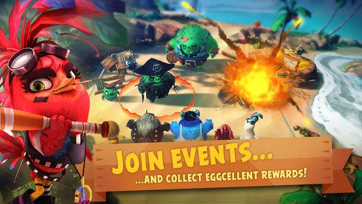 Angry Birds Evolution Ekran Görüntüleri - 4