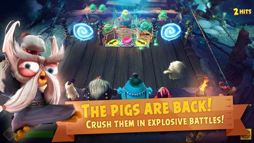 Angry Birds Evolution Ekran Görüntüleri - 2