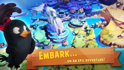 Angry Birds Evolution Ekran Görüntüleri - 1