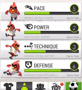 Angry Birds Goal! Ekran Görüntüleri - 3