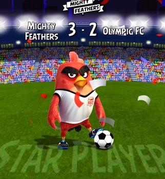 Angry Birds Goal! Ekran Görüntüleri - 2