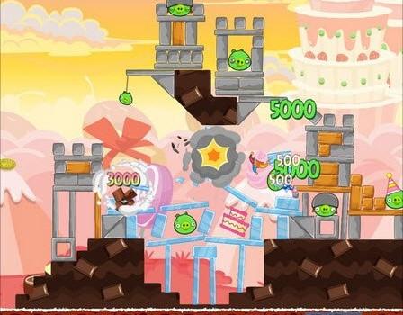 Angry Birds Ekran Görüntüleri - 3