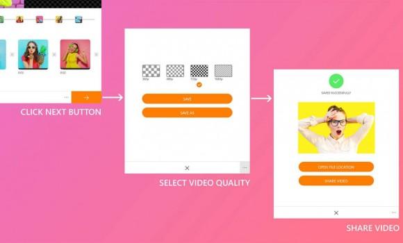 Animotica - Video Editor Ekran Görüntüleri - 1