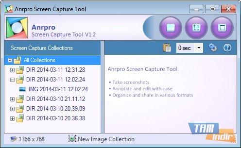 Anrpro Screen Capture Tool Ekran Görüntüleri - 1