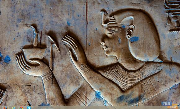 Antik Mısır Teması Ekran Görüntüleri - 1