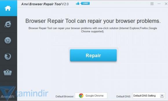Anvi Browser Repair Tool Ekran Görüntüleri - 4