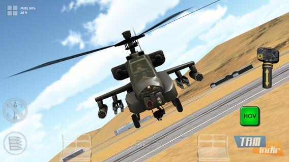 Apache 3D Sim Ekran Görüntüleri - 5
