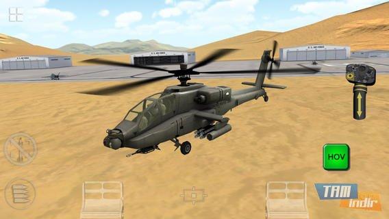 Apache 3D Sim Ekran Görüntüleri - 1