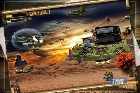 Apache Attack: Heli Arcade Ekran Görüntüleri - 4