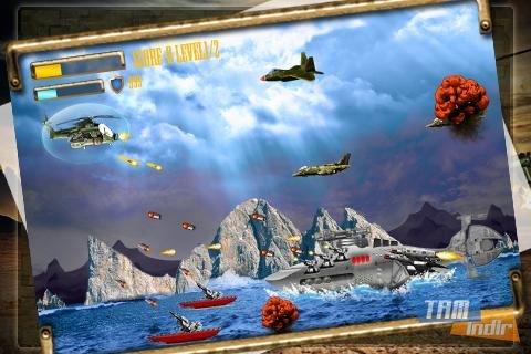 Apache Attack: Heli Arcade Ekran Görüntüleri - 3