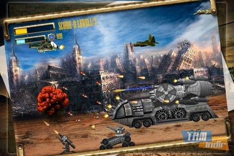 Apache Attack: Heli Arcade Ekran Görüntüleri - 2