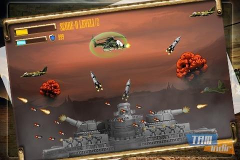 Apache Attack: Heli Arcade Ekran Görüntüleri - 1