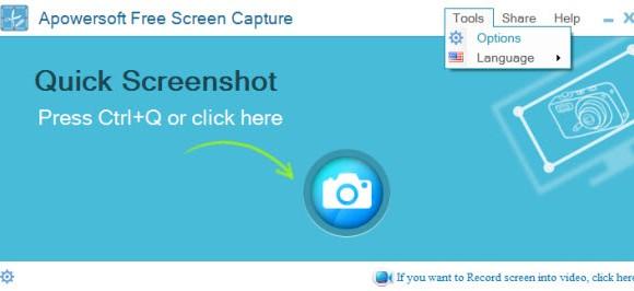 Apowersoft Free Screen Capture Ekran Görüntüleri - 6