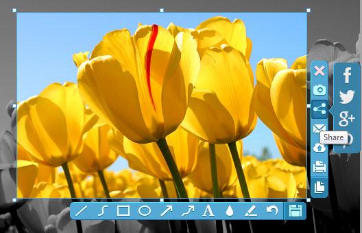 Apowersoft Free Screen Capture Ekran Görüntüleri - 4
