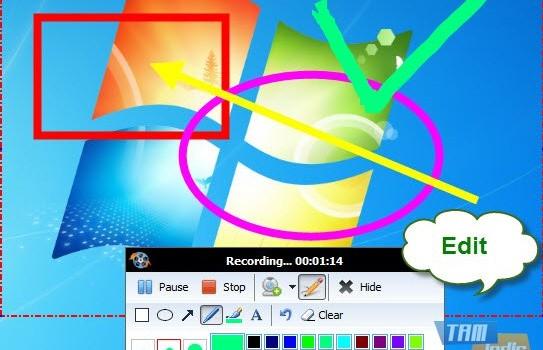 Apowersoft Free Screen Recorder Ekran Görüntüleri - 5