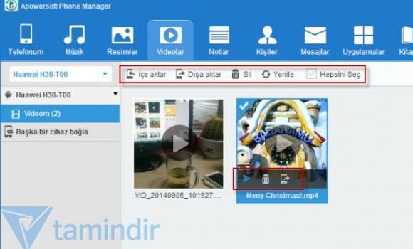 Apowersoft Phone Manager Ekran Görüntüleri - 3