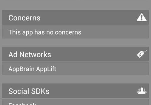 AppBrain Ad Detector Ekran Görüntüleri - 3