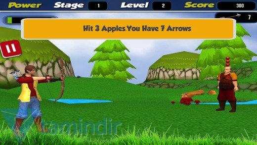 Apple Shooting Ekran Görüntüleri - 5