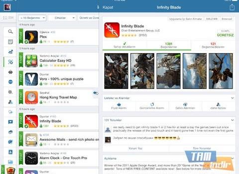 AppZapp HD Pro Ekran Görüntüleri - 4
