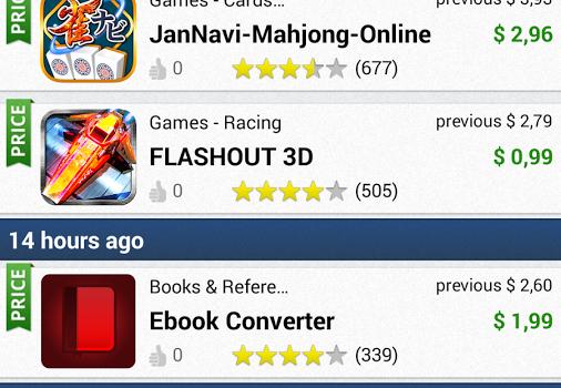 AppZapp - Top Apps & Sales Ekran Görüntüleri - 5