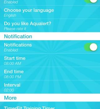 Aqualert Ekran Görüntüleri - 1