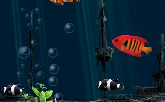 Aquarium Free Live Wallpaper Ekran Görüntüleri - 8