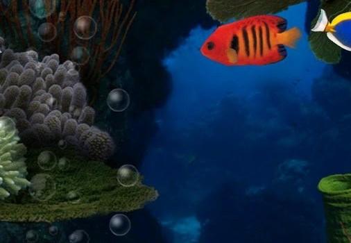 Aquarium Free Live Wallpaper Ekran Görüntüleri - 6