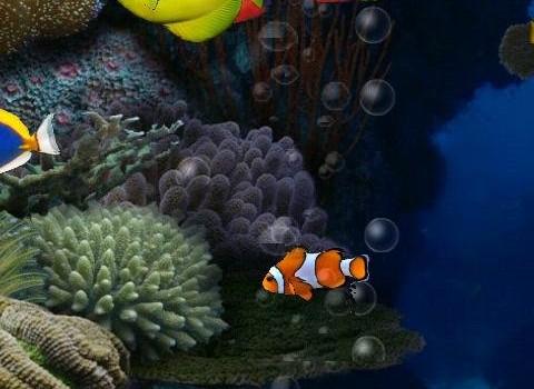 Aquarium Free Live Wallpaper Ekran Görüntüleri - 4
