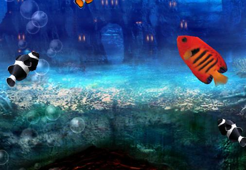 Aquarium Free Live Wallpaper Ekran Görüntüleri - 1