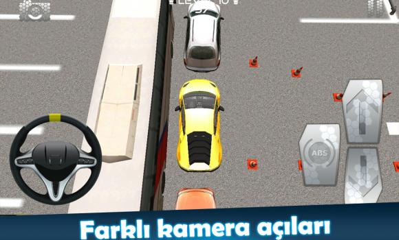 Araba Park Etme 3D Ekran Görüntüleri - 3