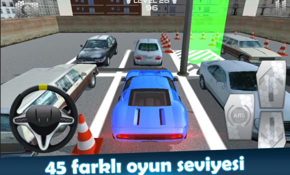 Araba Park Etme 3D Ekran Görüntüleri - 2