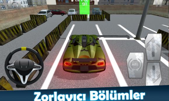 Araba Park Etme 3D Ekran Görüntüleri - 1