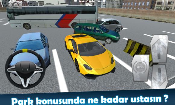 Araba Park Etme 3D Ekran Görüntüleri - 7
