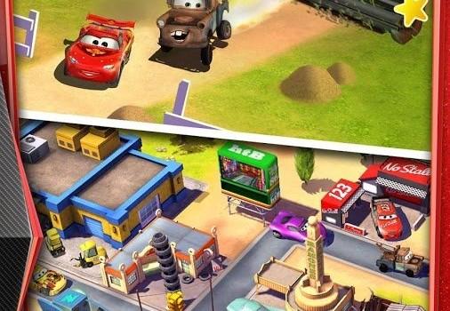 Cars: Fast as Lightning Ekran Görüntüleri - 2