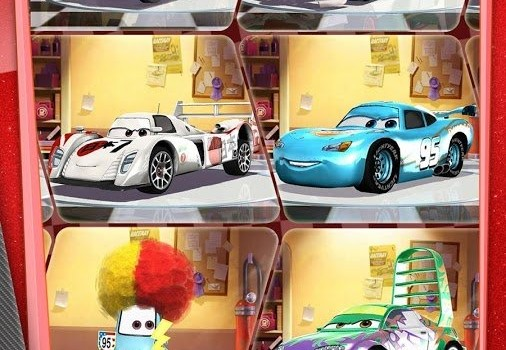 Cars: Fast as Lightning Ekran Görüntüleri - 3