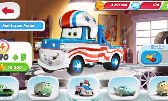 Cars: Fast as Lightning Ekran Görüntüleri - 6