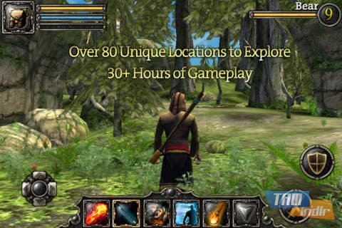 Aralon: Sword and Shadow Ekran Görüntüleri - 2