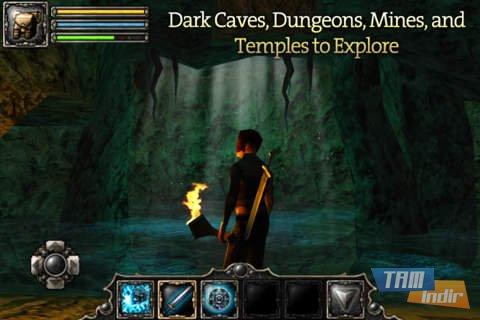 Aralon: Sword and Shadow Ekran Görüntüleri - 1