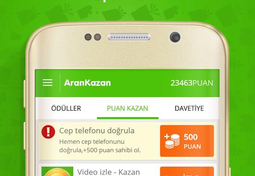 Aran Kazan Ekran Görüntüleri - 3